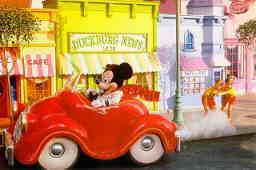 Mickey's Starland Town Fair